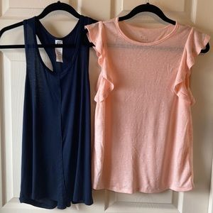Joy Lab and A New Day Top Small New